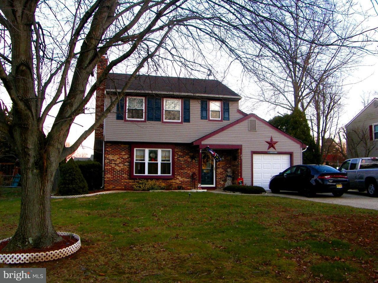 Maison unifamiliale pour l Vente à 46 DOVER Road Westampton, New Jersey 08060 États-Unis