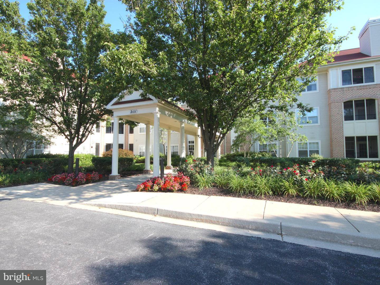 Other Residential for Rent at 2111 Ganton Grn #e212 Woodstock, Maryland 21163 United States