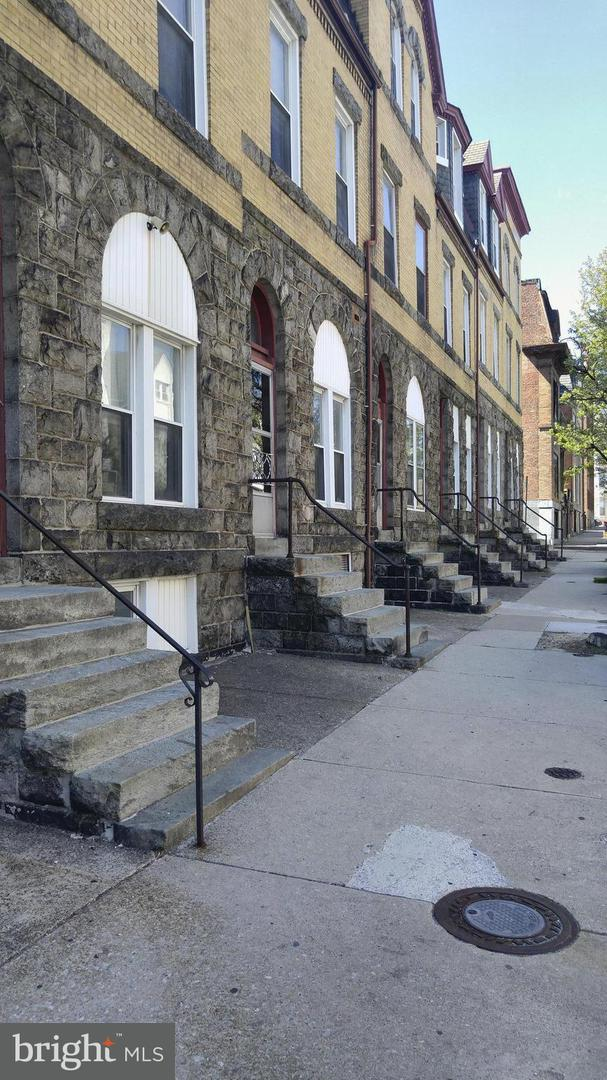 Other Residential for Sale at 2424n. Calvert St Baltimore, Maryland 21218 United States