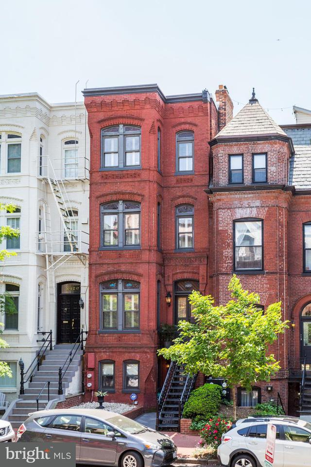 Single Family for Sale at 2022 N St NW Washington, District Of Columbia 20036 United States