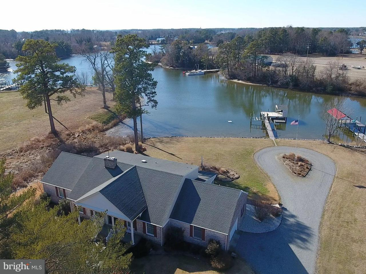 Single Family for Sale at 864 Fleeton Rd Reedville, Virginia 22539 United States