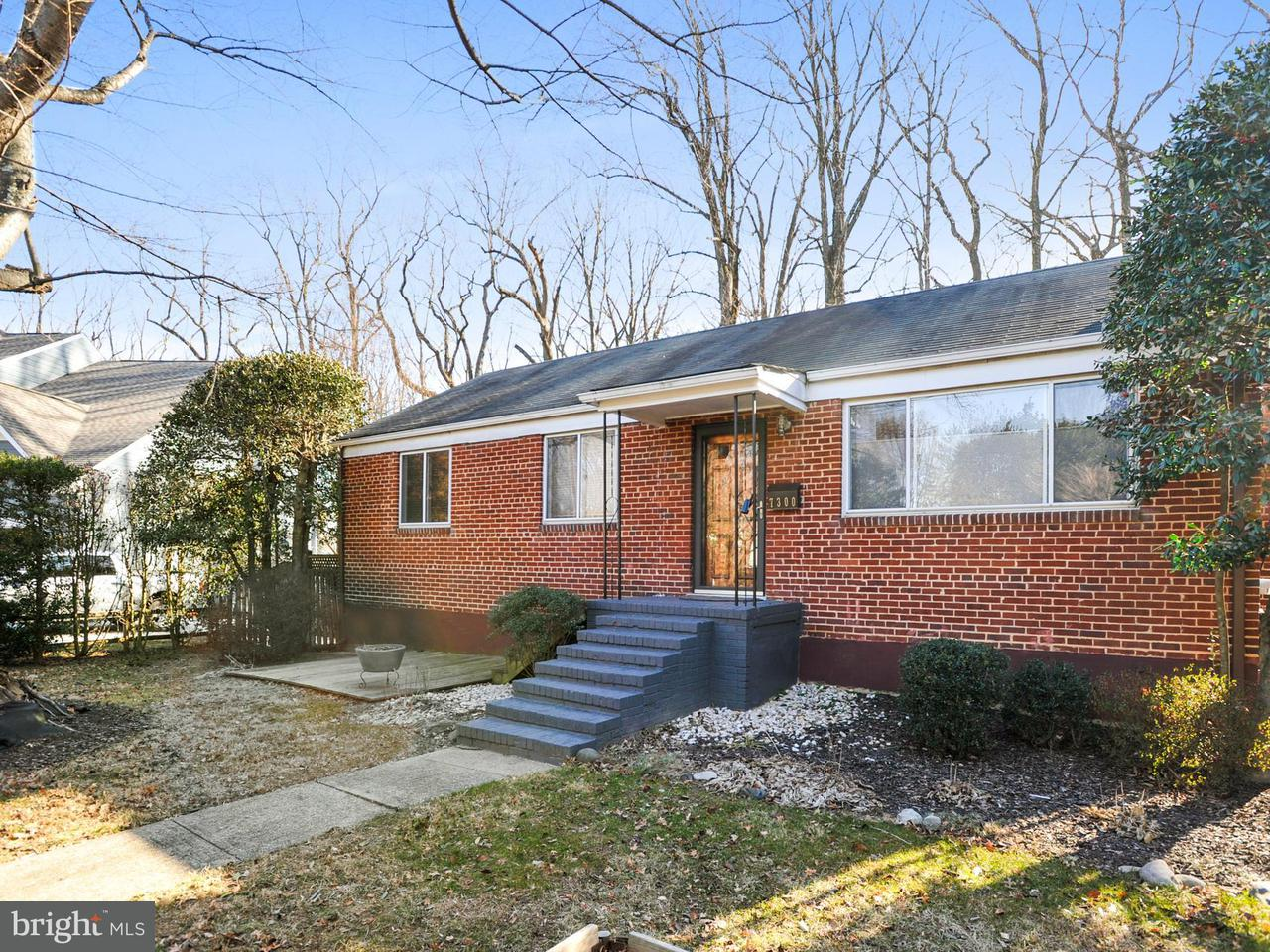 Single Family Home for Sale at 7300 Hughes Court 7300 Hughes Court Falls Church, Virginia 22046 United States