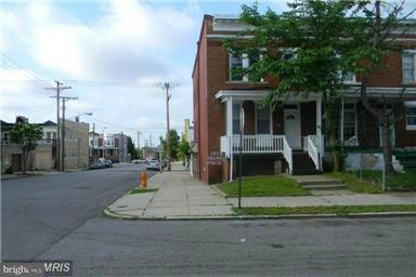 Single Family for Sale at 2401 Arunah Ave Baltimore, Maryland 21216 United States