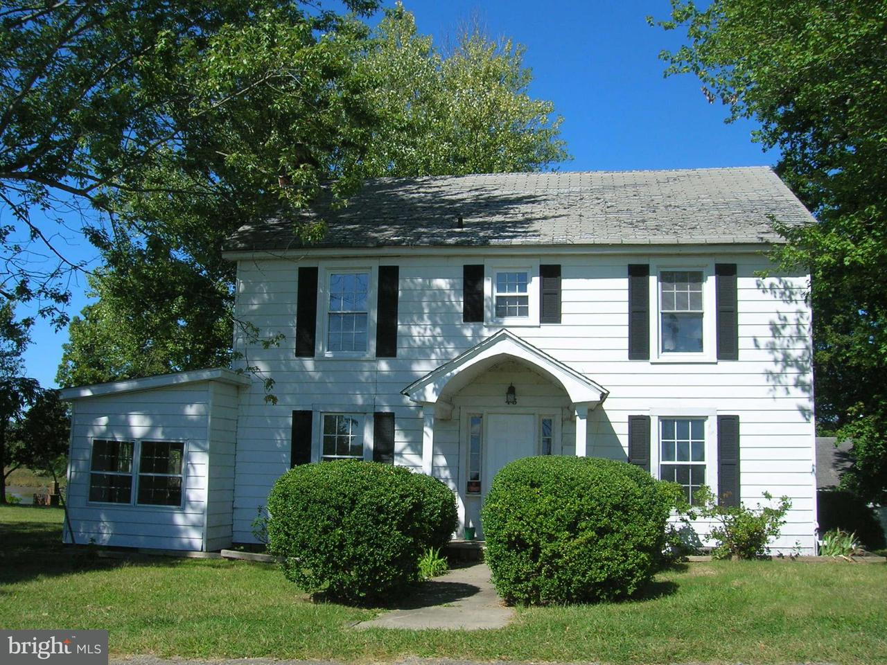 Single Family for Sale at 46 Wayman Ave Easton, Maryland 21601 United States