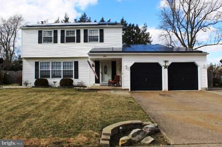 Single Family Home for Sale at 8 STONEY BRIDGE Road Clementon, New Jersey 08021 United States