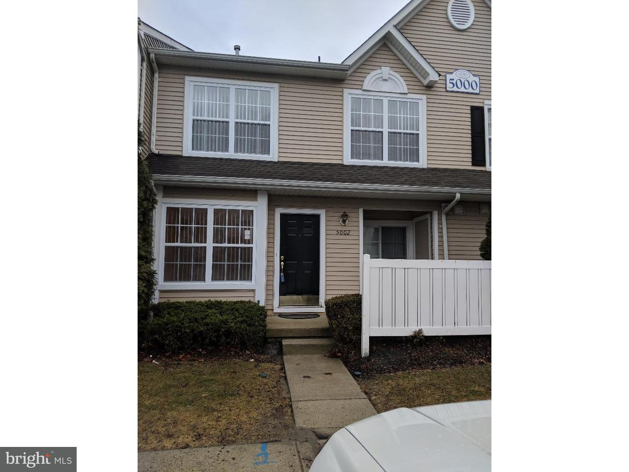 Townhouse for Rent at 5002 BALTIMORE Drive Evesham Twp, New Jersey 08053 United States