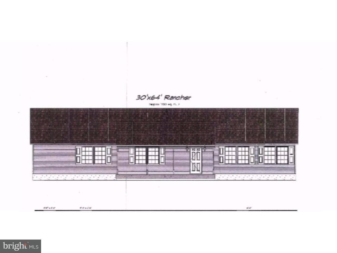 Maison unifamiliale pour l Vente à 349 RAINEY Road Swedesboro, New Jersey 08085 États-Unis