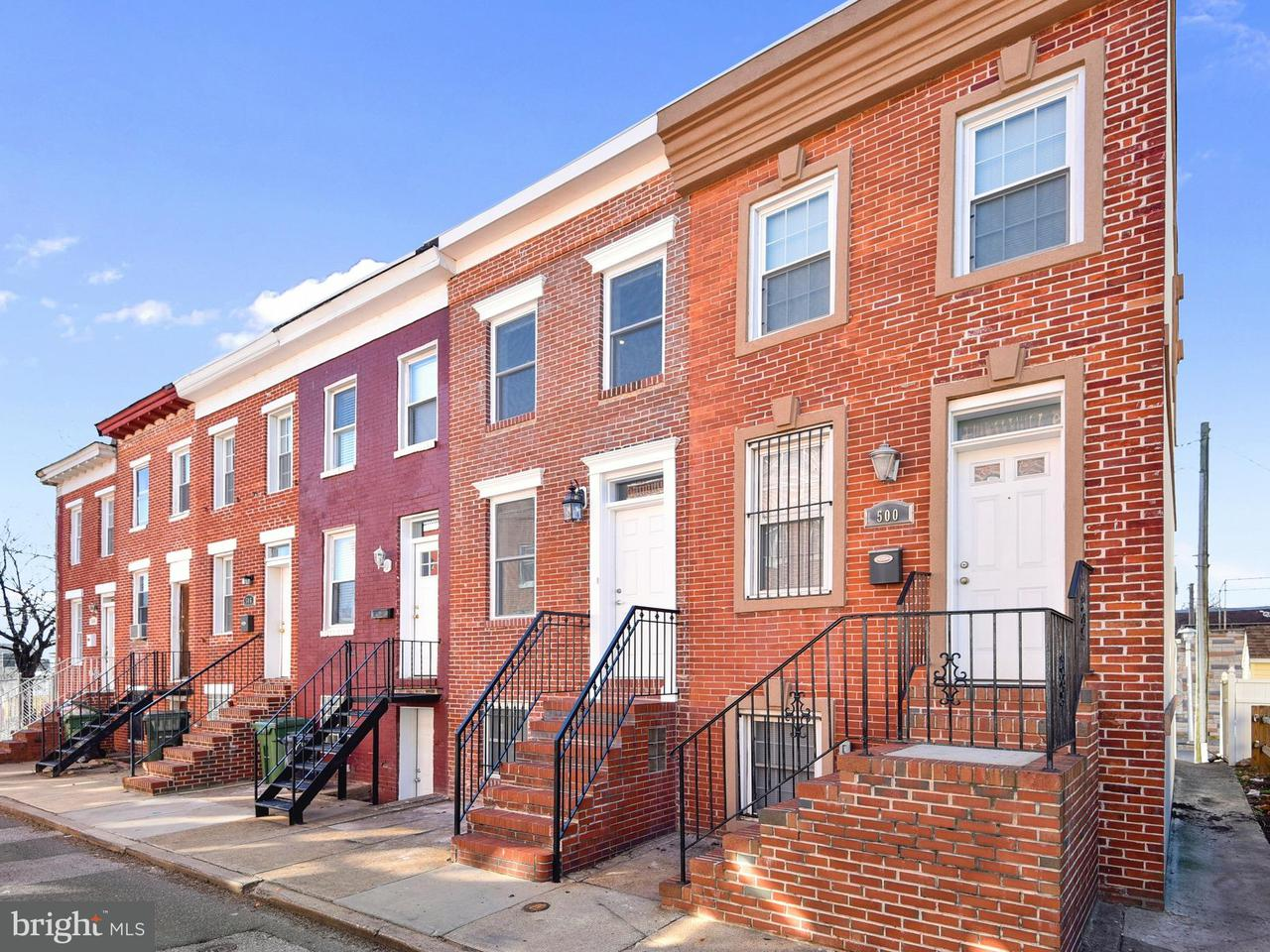 Other Residential for Rent at 502 Archer St Baltimore, Maryland 21230 United States