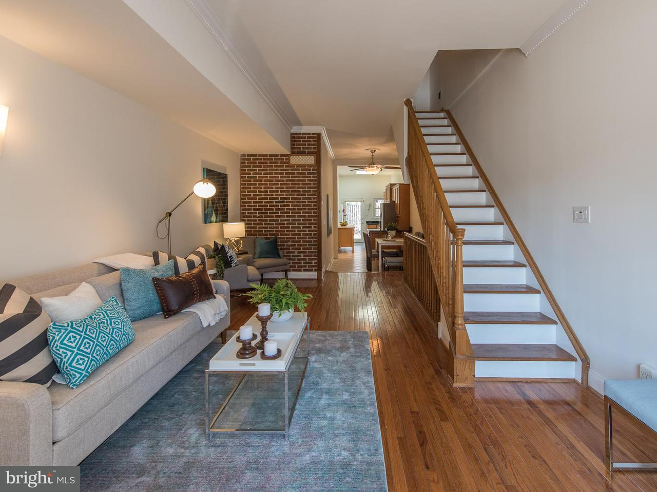 Single Family for Sale at 706 S. Hanover St Baltimore, Maryland 21230 United States