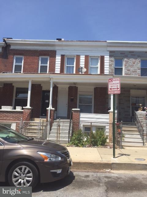 Single Family for Sale at 2518 Lauretta Ave Baltimore, Maryland 21223 United States