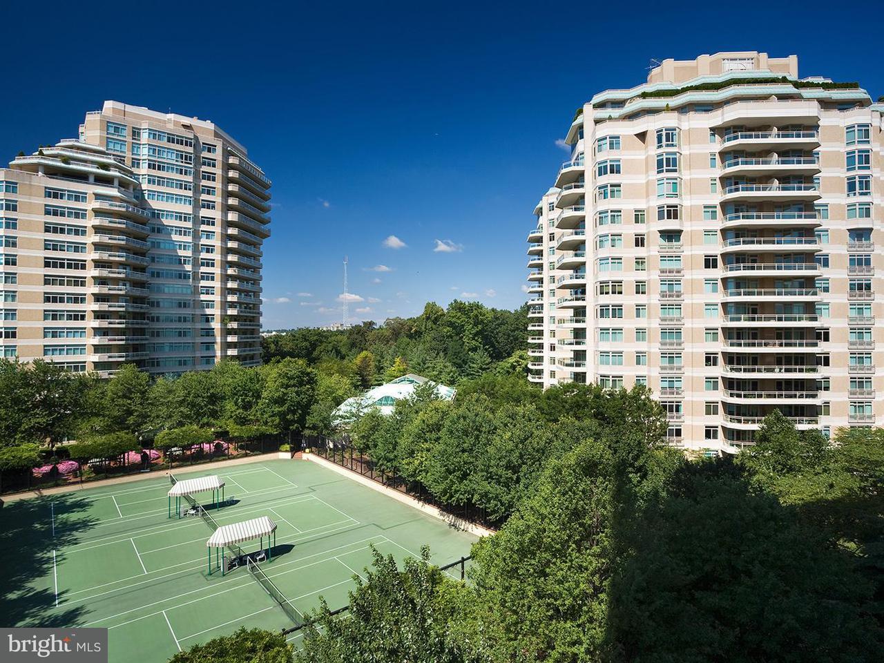 Condominio por un Venta en 5610 Wisconsin Ave #1503 5610 Wisconsin Ave #1503 Chevy Chase, Maryland 20815 Estados Unidos