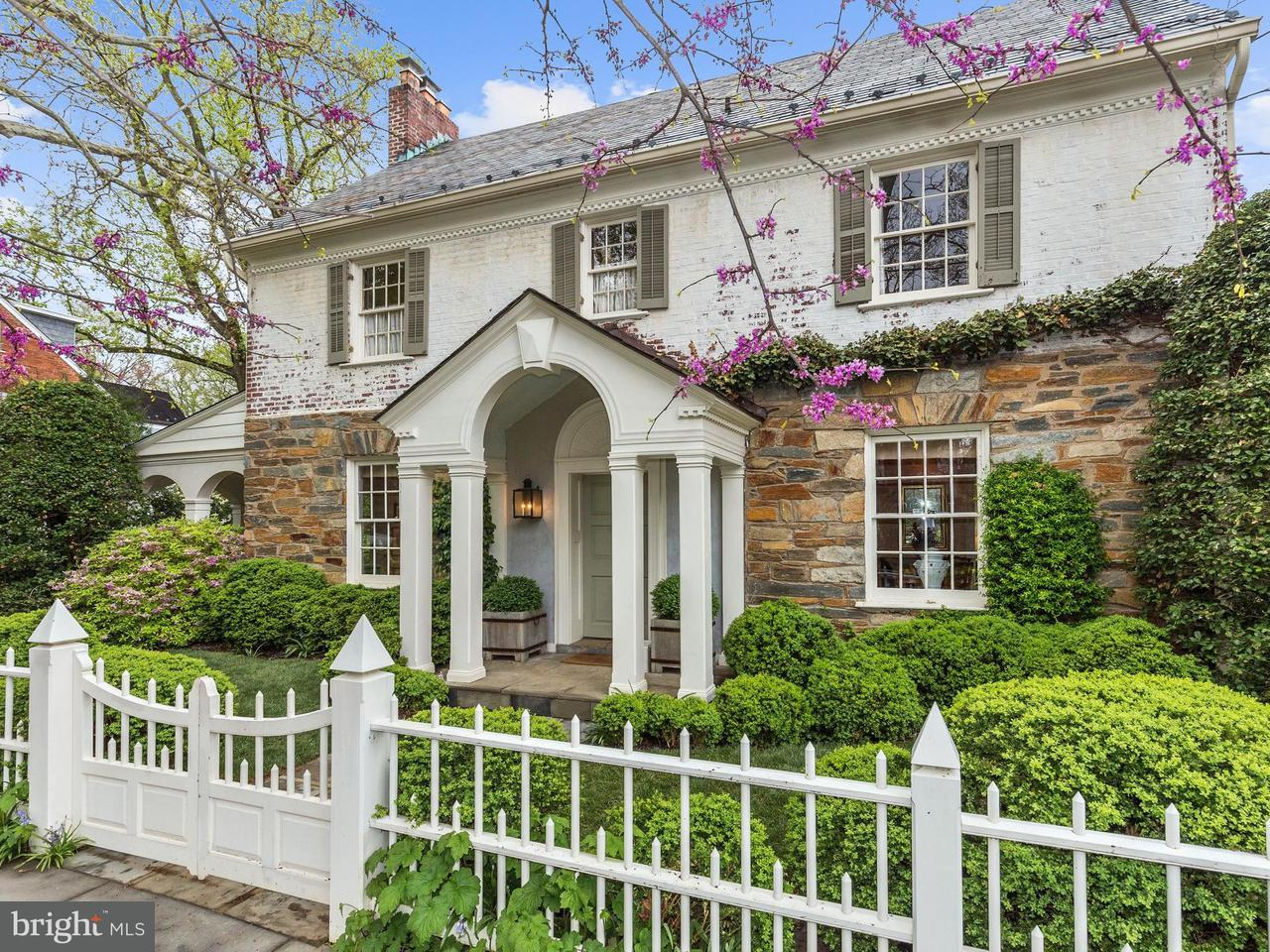 Single Family for Sale at 3307 Rowland Pl NW Washington, District Of Columbia 20008 United States