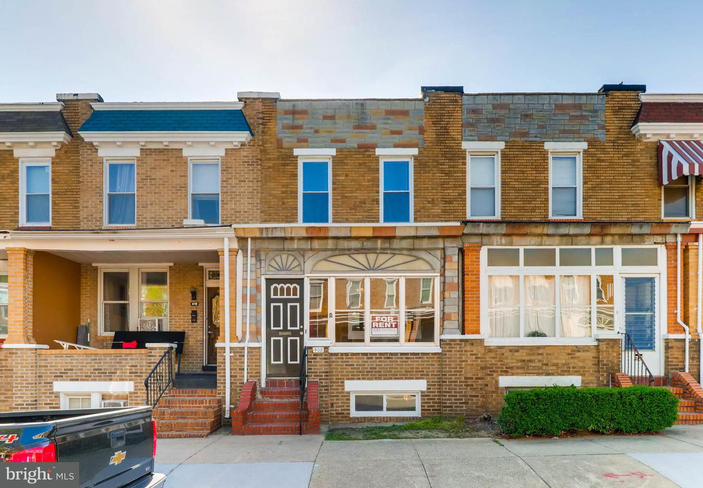 Other Residential for Rent at 408 Bonsal St Baltimore, Maryland 21224 United States