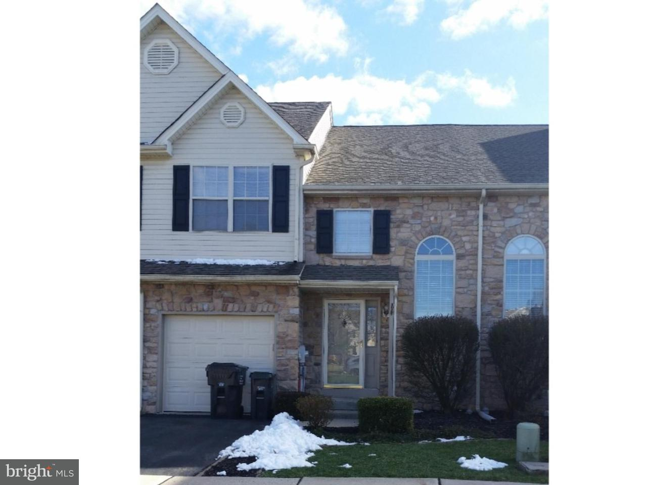 Townhouse for Rent at 2306 CARRIAGE Lane Royersford, Pennsylvania 19468 United States