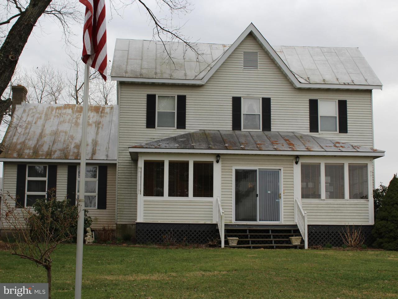 Terreno por un Venta en 6641 Schoolhouse Road 6641 Schoolhouse Road Bealeton, Virginia 22712 Estados Unidos