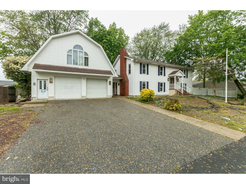Maison unifamiliale pour l Vente à 936 MIZZEN Avenue Beachwood, New Jersey 08722 États-Unis