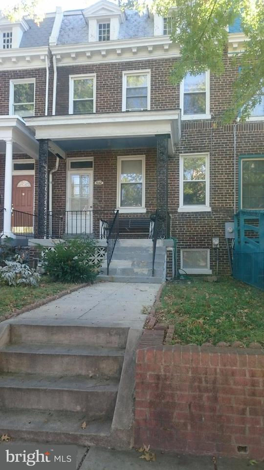 Single Family for Sale at 532 Taylor St NW Washington, District Of Columbia 20011 United States