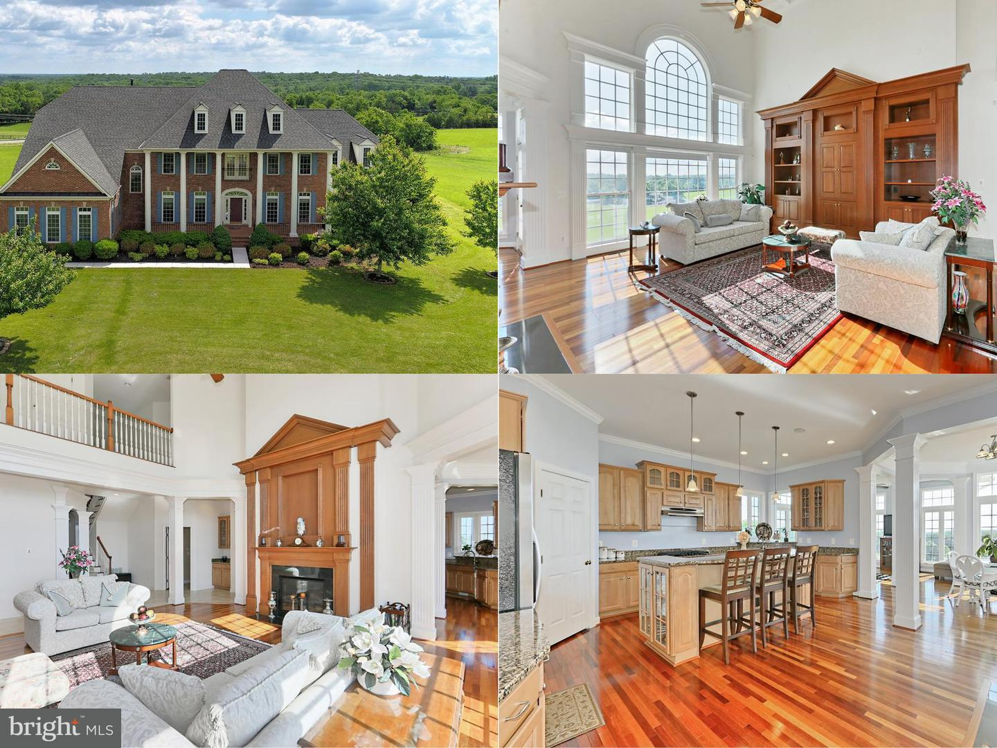 Single Family for Sale at 12801 Dominique Estates Ln Catharpin, Virginia 20143 United States