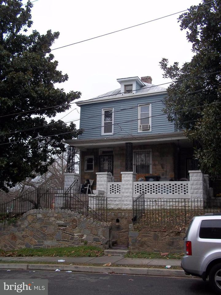 Single Family Home for Sale at 5818 Field Pl Ne 5818 Field Pl Ne Washington, District Of Columbia 20019 United States