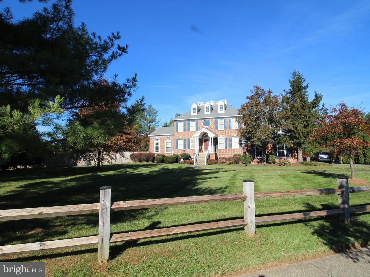 一戸建て のために 売買 アット 17000 Spates Hill Road 17000 Spates Hill Road Poolesville, メリーランド 20837 アメリカ合衆国
