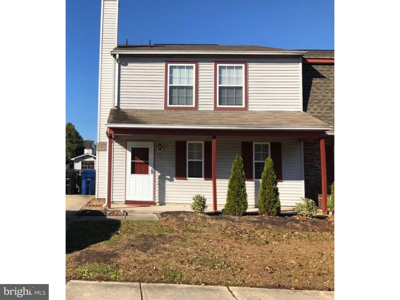 Townhouse for Rent at 22 FOSTERTOWN Lane Mullica Hill, New Jersey 08062 United States