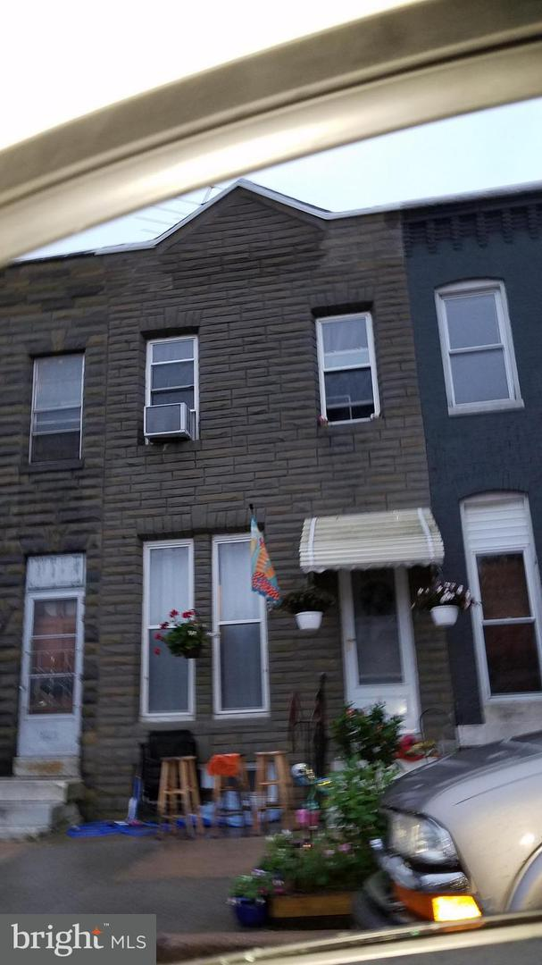 Single Family for Sale at 435 24th St Baltimore, Maryland 21211 United States