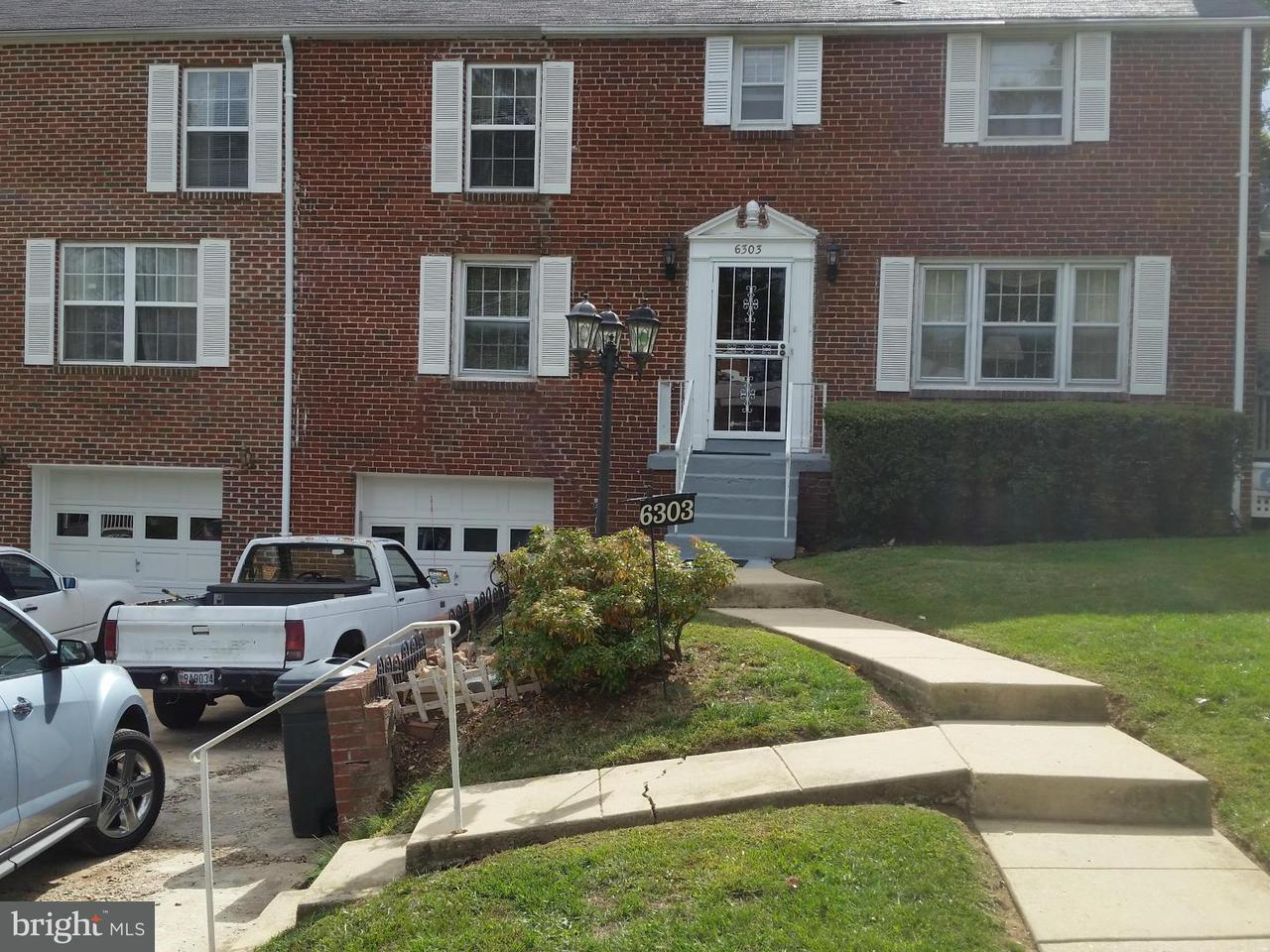 Single Family for Sale at 6303 Joslyn Pl Cheverly, Maryland 20785 United States