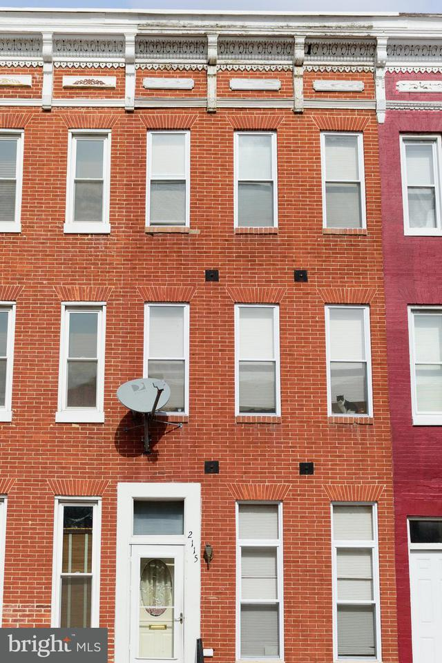 Single Family for Sale at 2115 Division St Baltimore, Maryland 21217 United States