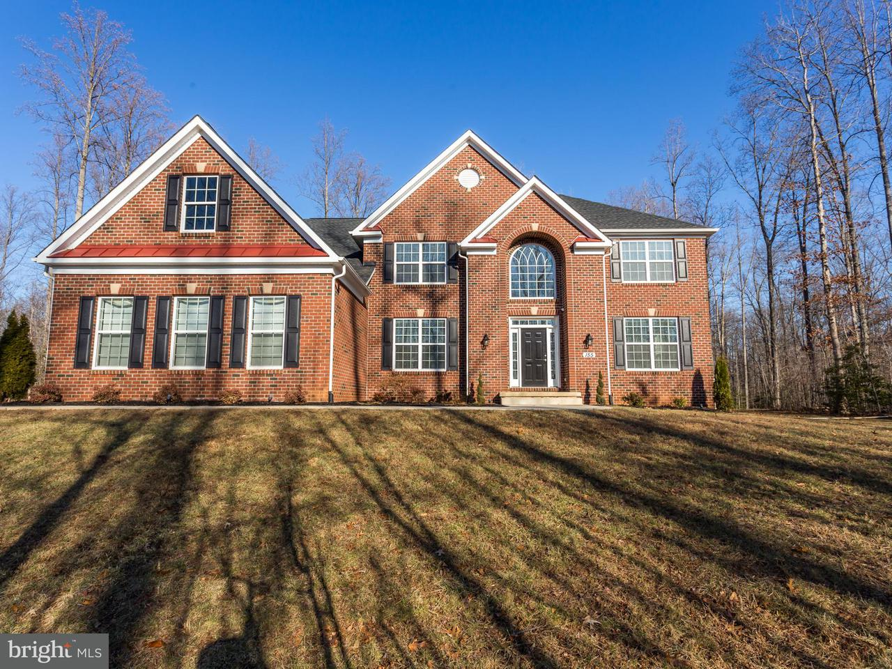 Casa Unifamiliar por un Venta en 155 Donovan Lane 155 Donovan Lane Stafford, Virginia 22556 Estados Unidos