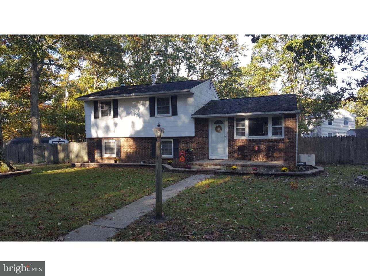 独户住宅 为 销售 在 411 S WILLOW Avenue 加洛韦, 新泽西州 08205 美国