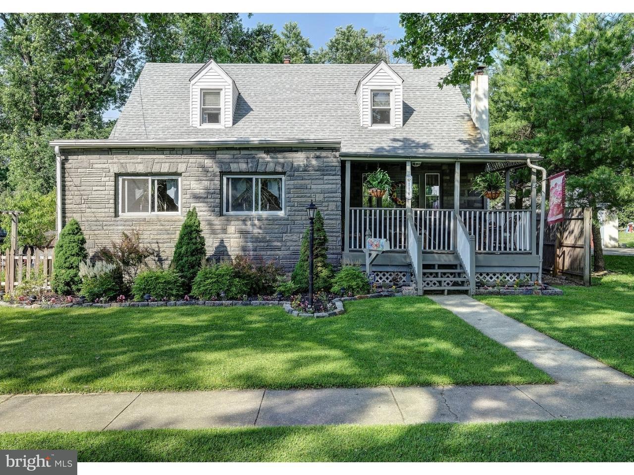 Частный односемейный дом для того Продажа на 118 2ND Avenue Barrington, Нью-Джерси 08007 Соединенные Штаты