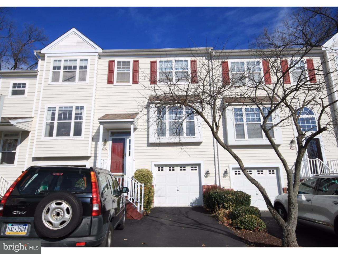 Townhouse for Rent at 114 FORGE Court Malvern, Pennsylvania 19355 United States