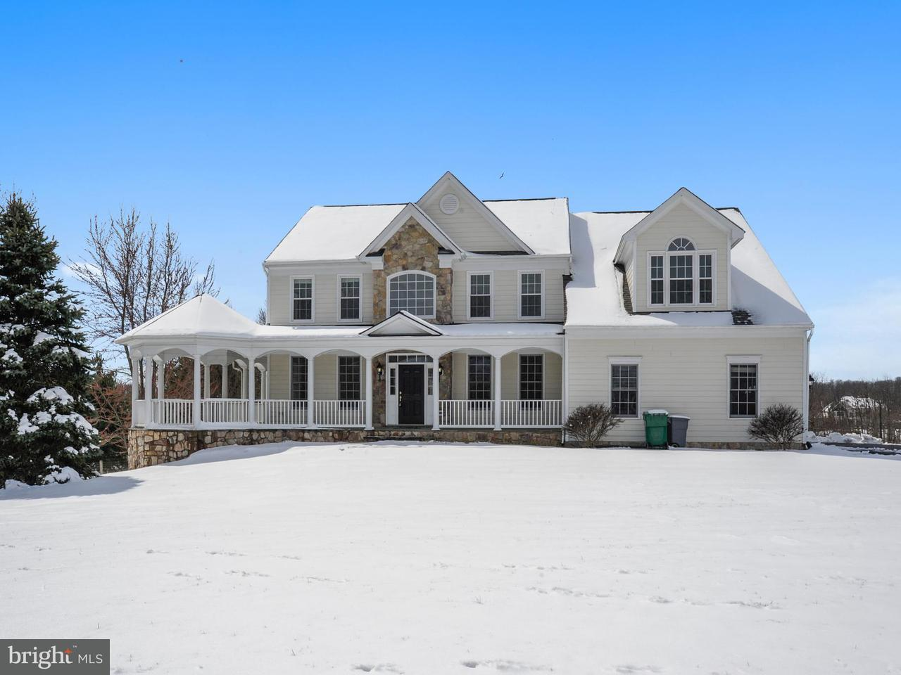 独户住宅 为 销售 在 16777 Old Waterford Road 16777 Old Waterford Road Paeonian Springs, 弗吉尼亚州 20129 美国