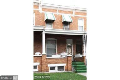 Other Residential for Rent at 1613 30th St Baltimore, Maryland 21218 United States