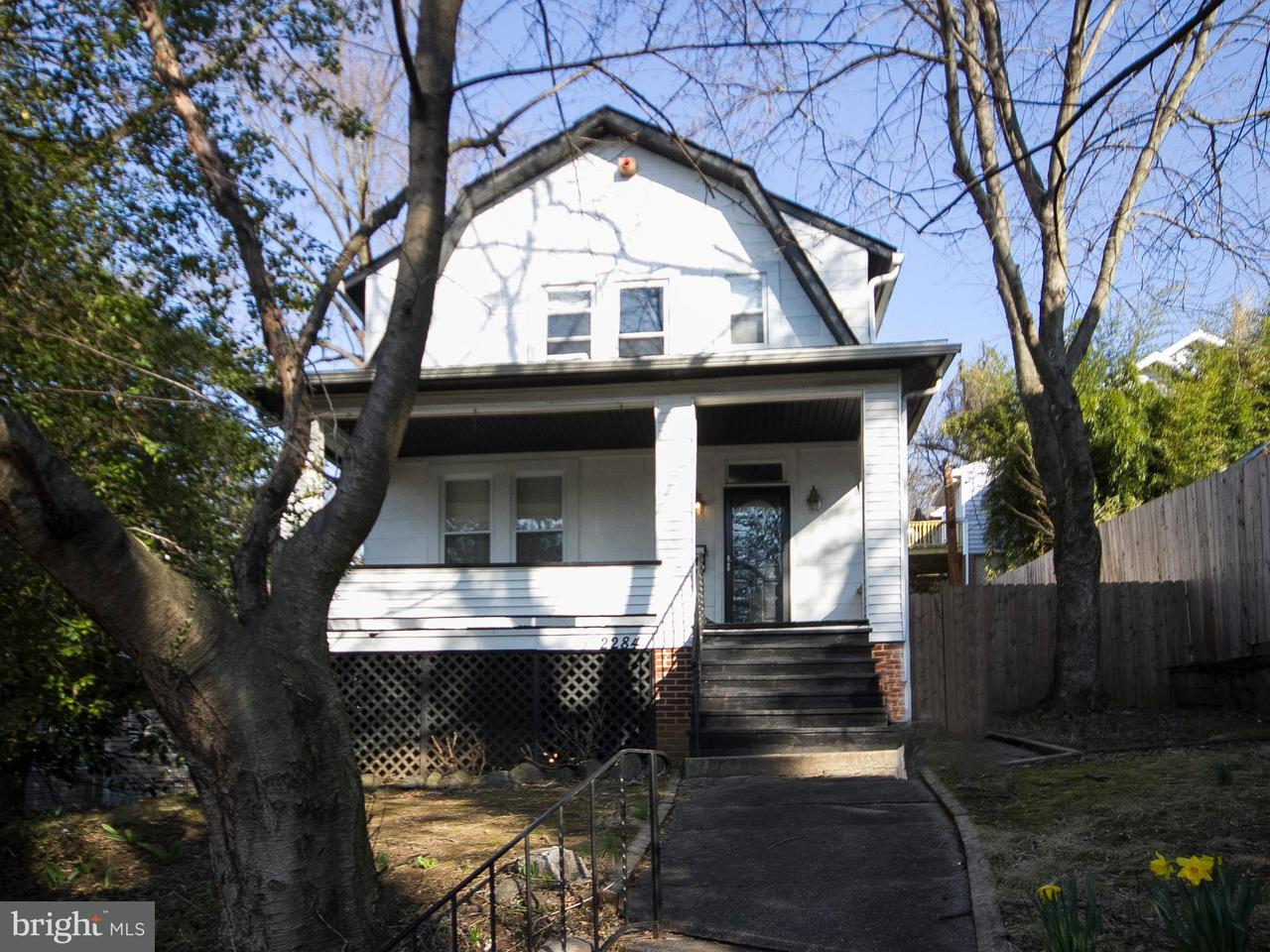 Single Family for Sale at 2284 Park Hill Ave Baltimore, Maryland 21211 United States
