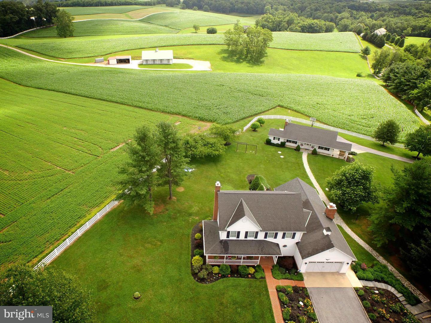 Farm for Sale at 17163 Fairfield Rd Stewartstown, Pennsylvania 17363 United States