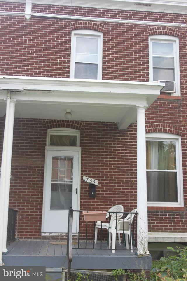 Photo of home for sale at 733 36th Street, Baltimore MD