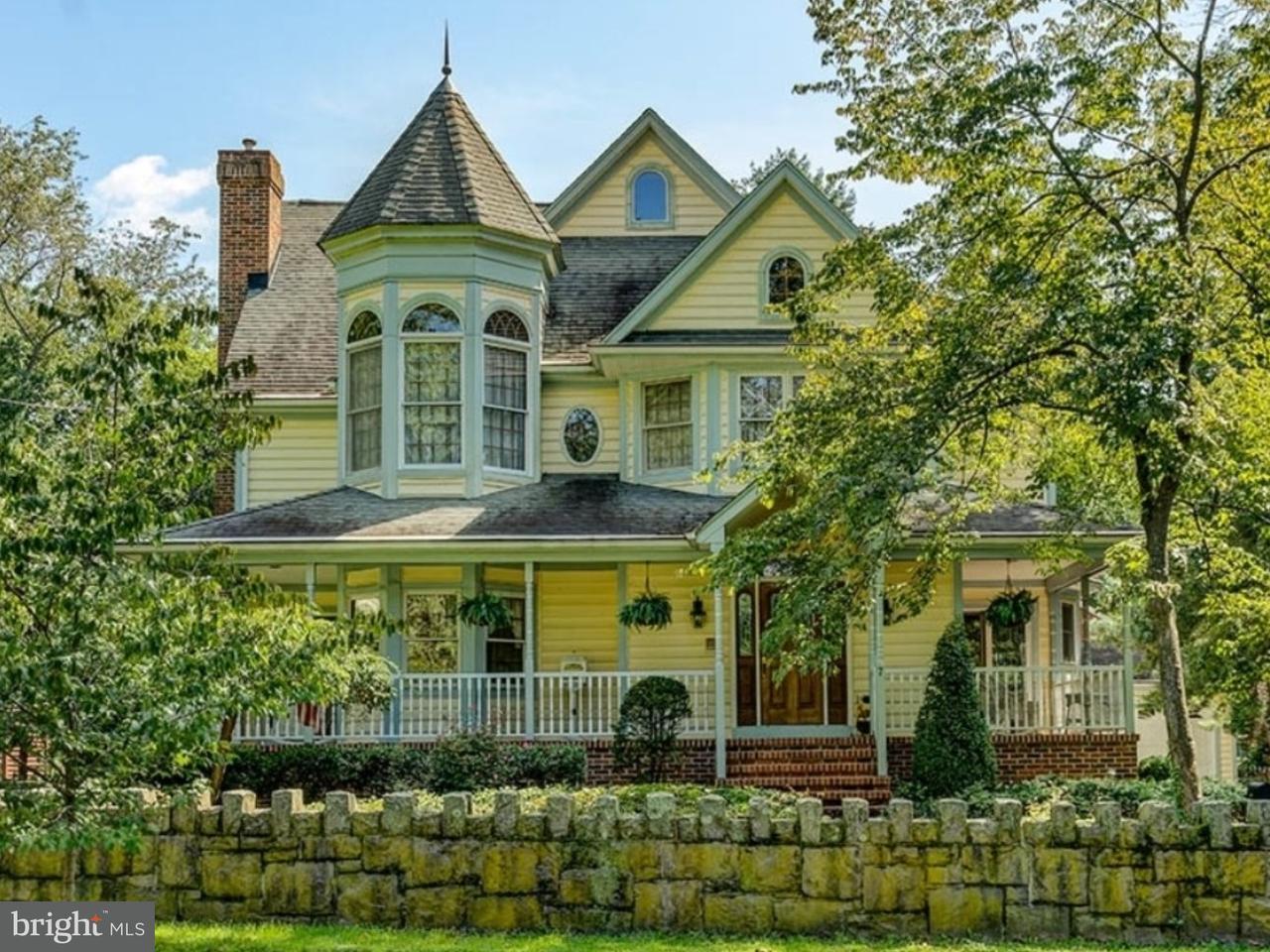 Casa Unifamiliar por un Venta en 7 S CLINTON Avenue Wenonah, Nueva Jersey 08090 Estados Unidos
