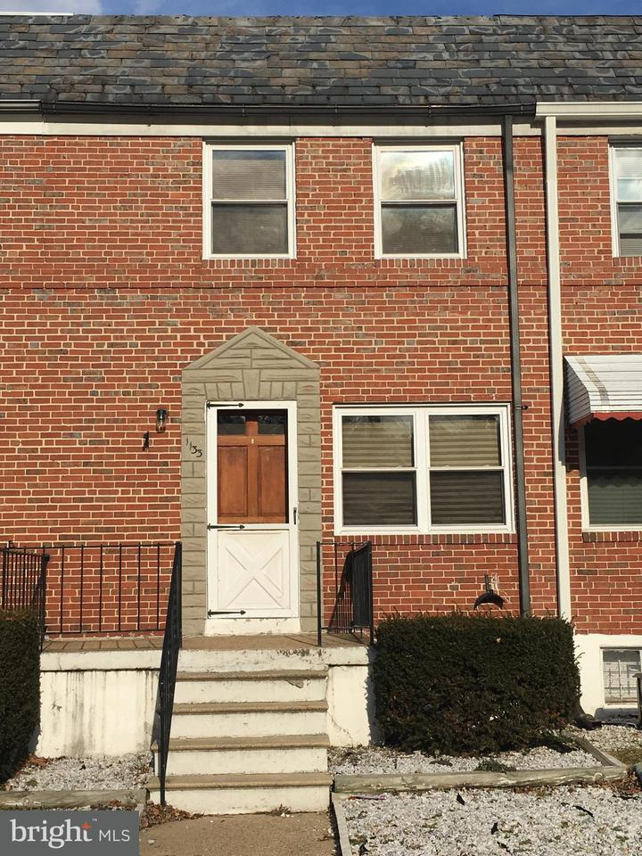 Other Residential for Rent at 1133 Wedgewood Rd Baltimore, Maryland 21229 United States