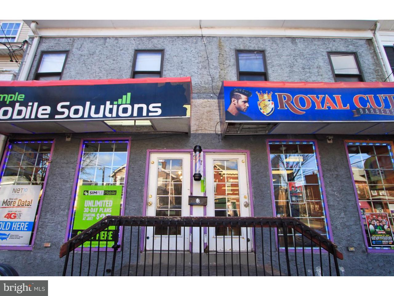 Частный односемейный дом для того Продажа на 505 HAMILTON Avenue Trenton, Нью-Джерси 08609 Соединенные ШтатыВ/Около: Trenton City