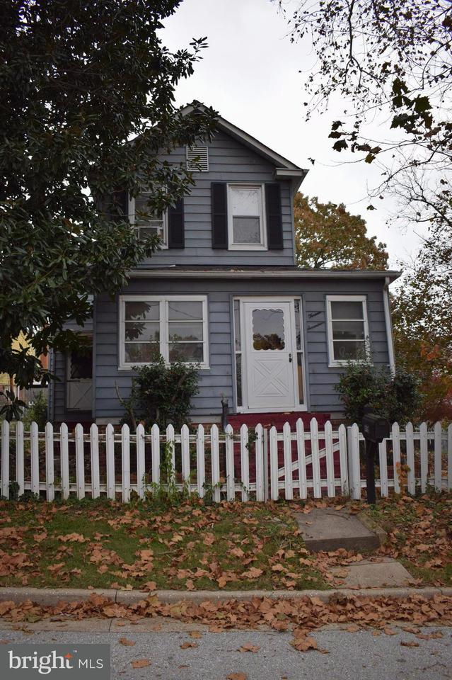 Single Family for Sale at 1317 Forest Hill Ave Baltimore, Maryland 21230 United States