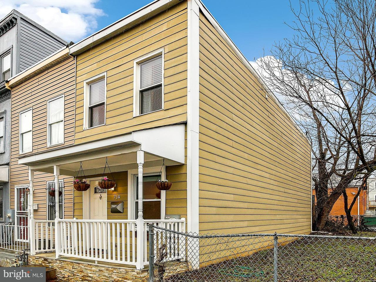 Single Family for Sale at 714 19th St NE Washington, District Of Columbia 20002 United States