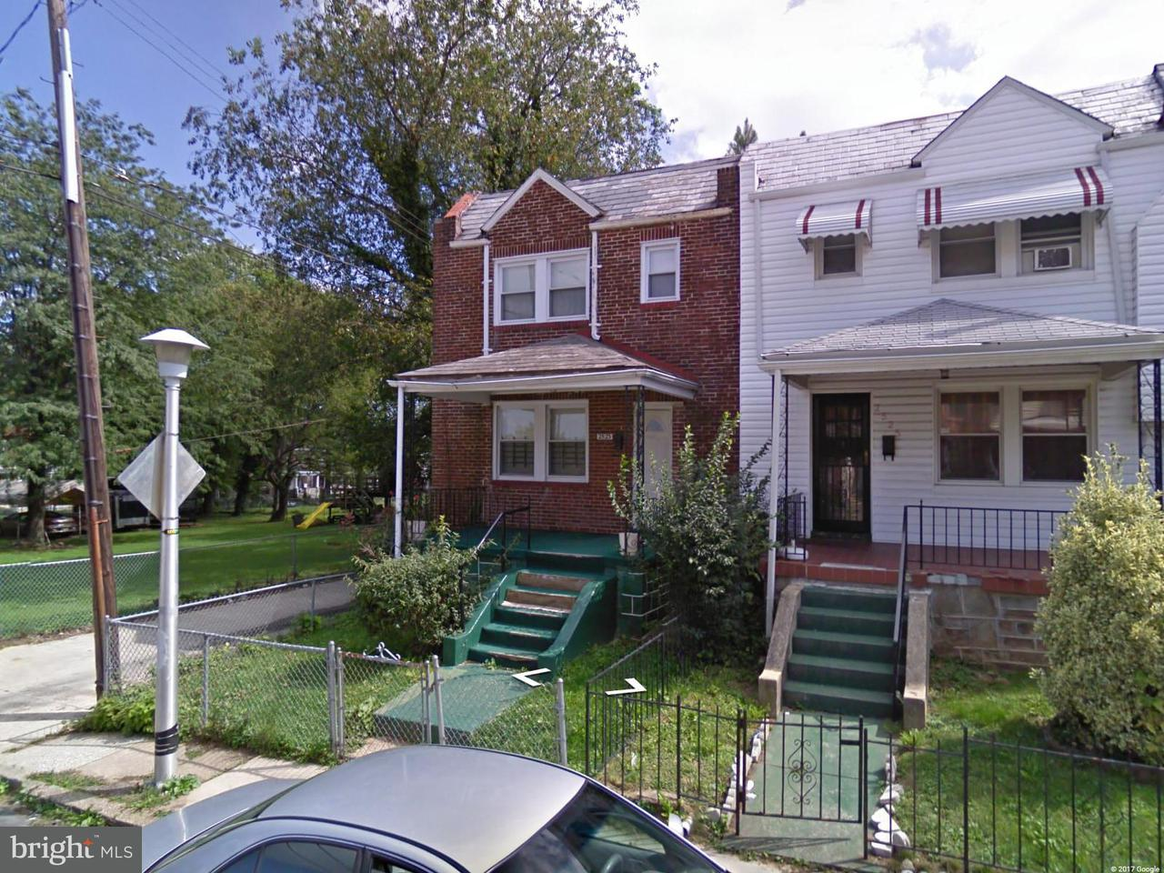 Single Family for Sale at 2525 Boarman Ave Baltimore, Maryland 21215 United States