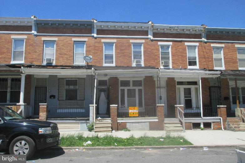 Single Family for Sale at 1624 25th St E Baltimore, Maryland 21213 United States