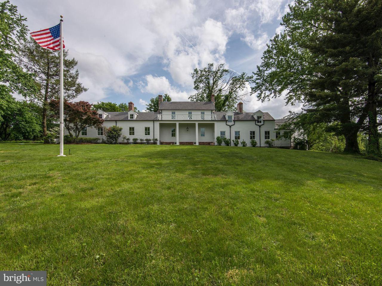 Vivienda unifamiliar por un Venta en 3020 West Ox Road 3020 West Ox Road Oak Hill, Virginia 20171 Estados Unidos