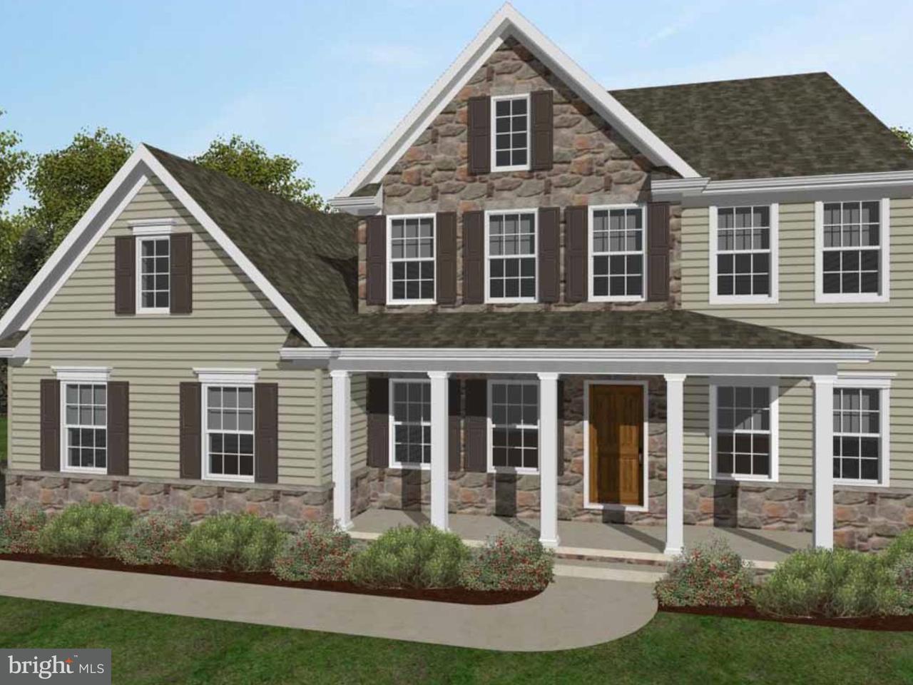 Maison unifamiliale pour l Vente à CLOVER Drive Myerstown, Pennsylvanie 17067 États-Unis