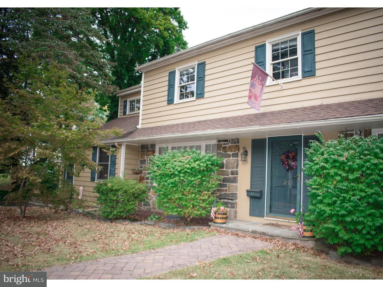 Single Family Home for Sale at 253 HIGH Street Mount Holly, New Jersey 08060 United States