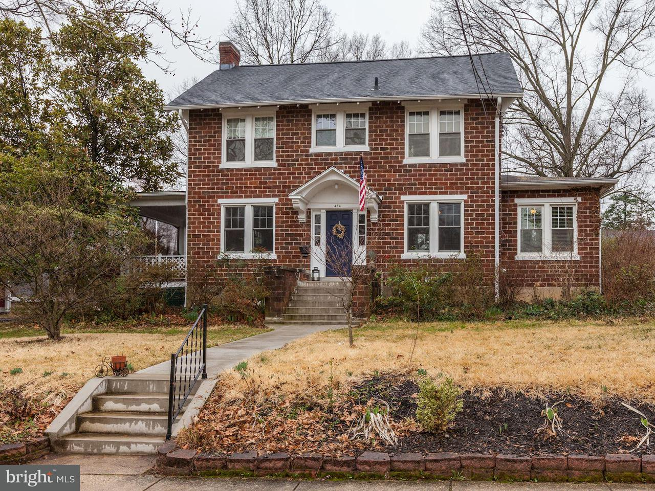 Single Family Home for Sale at 4311 Sheridan Street 4311 Sheridan Street University Park, Maryland 20782 United States
