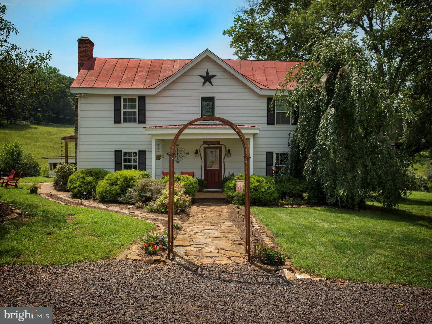 Single Family for Sale at 8358 General Winder Rd Rapidan, Virginia 22733 United States
