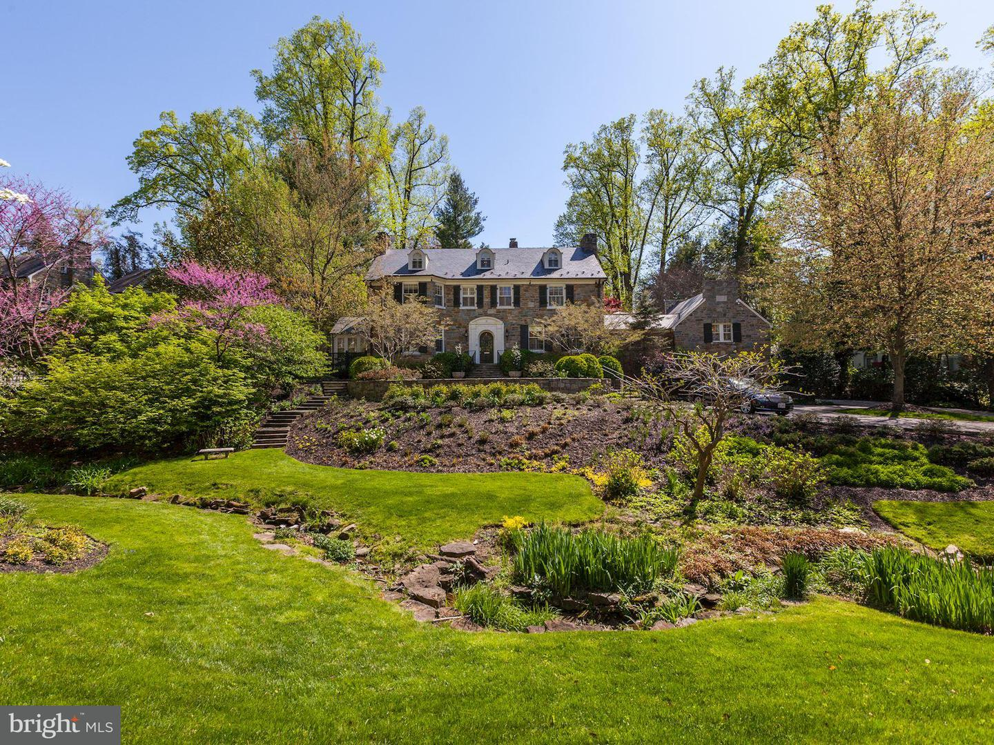 Single Family for Sale at 4880 Glenbrook Rd NW Washington, District Of Columbia 20016 United States